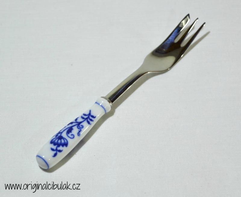 Vidlička na moučník, 15 cm / balení 1 ks karton originální cibulák