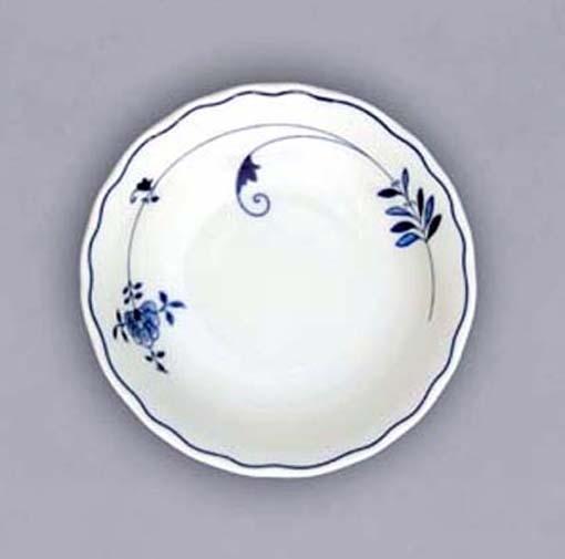Cibulák miska kompotová vysoká 14 cm - ECO cibulák, cibulový porcelán Dubí