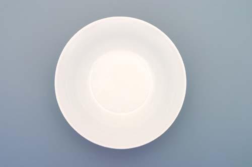 Miska na kompot Bohemia White 0,20 l design prof. arch. Jiří Pelcl, cibulový porcelán Dubí