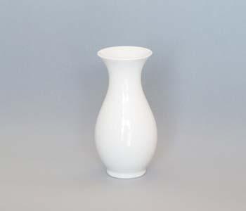 Váza porcelán bílý 1210/1 Český porcelán Dubí