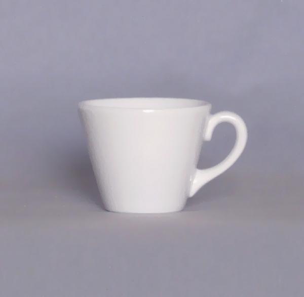 Šálek káva bílý Pavel 0,13 L Český porcelán Dubí