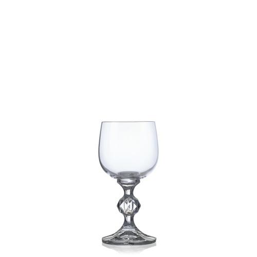 Skleničky na víno červené Claudia 340 ml 6 ks Crystalex CZ