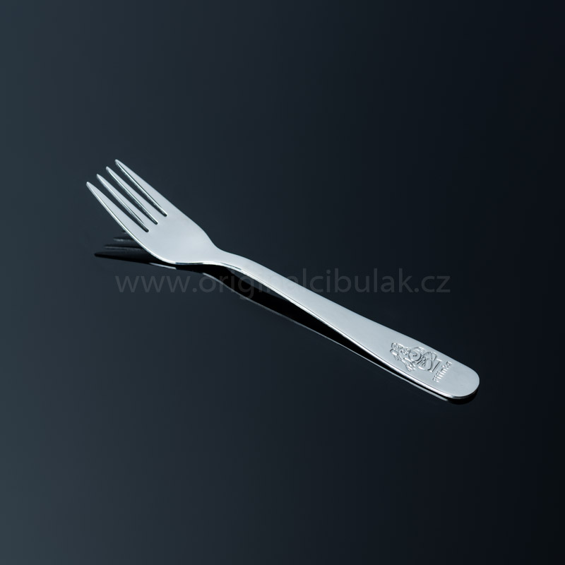 Příbory TONER Čtyřlístek dětská jídelní sada 3 ks pro 1 osobu nerez 6032
