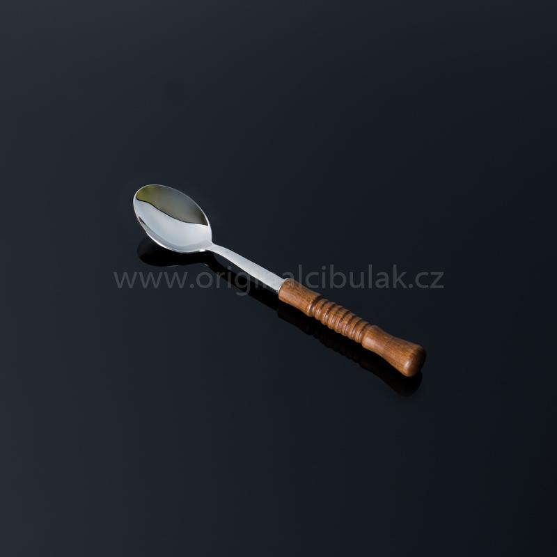 Lžička kávová TONER Bolzano 1 ks nerez 6046