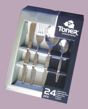 Toner vidlička jídelní Lido 1 ks nerez 6010