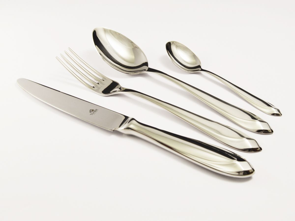 Nůž jídelní Mirror 1 ks Toner nerez
