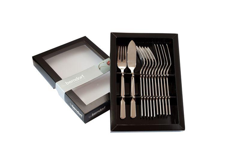 Vidlička jídelní Viena Berndorf Sandrik příbory nerez ocel 1 ks