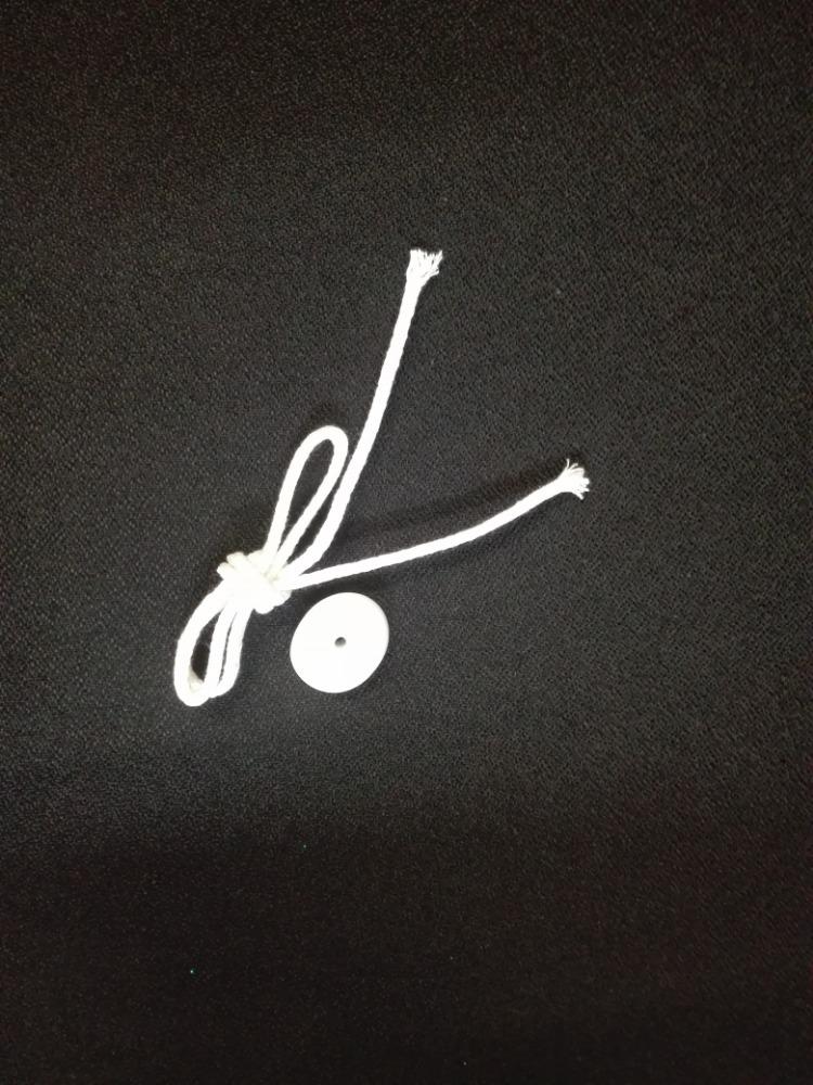 Cibulák kroužek na knot k k Betlémskému světlu 70607 originální cibulákový porcelán Dubí, cibulový vzor