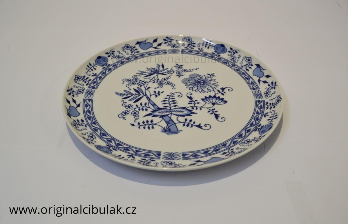 cibulák Henriette mísa mělká 30 cm henrieta Saphyr Thun 1 ks cibulákový porcelán Nová Role