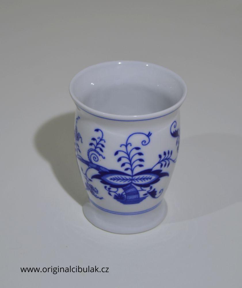 hrnek cibulák Malis 0,30 l bez ouška český porcelán Dubí