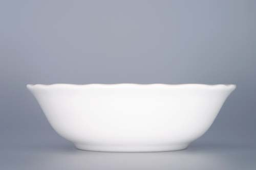 Cibulák miska kompotová vysoká 14 cm originální cibulákový porcelán Dubí, cibulový vzor, 1.jakost
