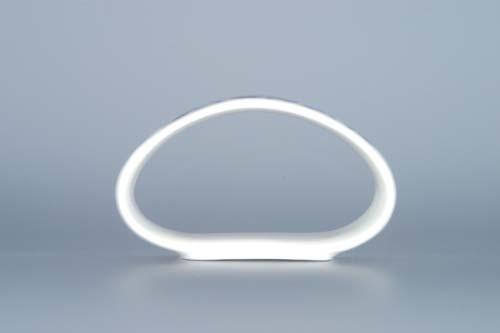 Cibulák kroužek na ubrousky bez růže 7,5 cm originální cibulákový porcelán Dubí, cibulový vzor, 1.jakost 10246