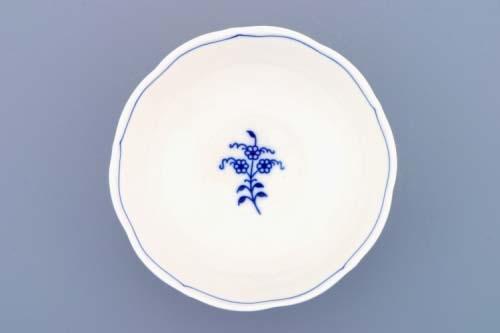 Cibulák šálek bujón bez oušek 0,30 l originální cibulákový porcelán Dubí, cibulový vzor, 1.jakost