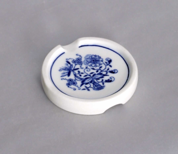 Cibulák Mléková signalizace 7,5 cm originální cibulákový porcelán Dubí, cibulový vzor 1. jakost 10642