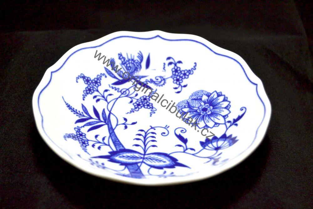 cibulák šálek + podšálek B + B Akce - 20% 300 Kč 0,20 l originální cibulák, cibulový porcelán Dubí 1.jakost