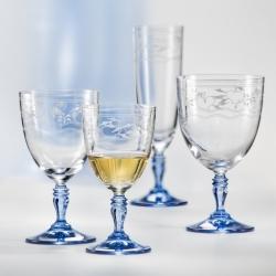 Cibulák skleničky Gloria 300 ml miska na šampaňské Crystalex CZ