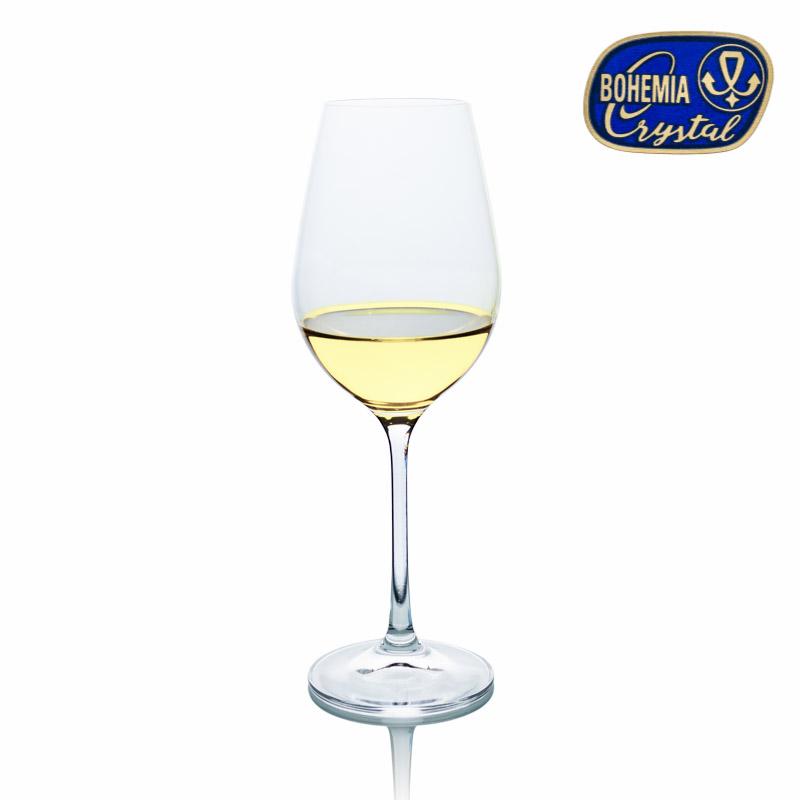 Sklenice na víno bílé Viola 250 ml 1 ks Crystalex CZ 40729/250