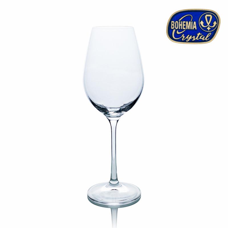 Skleničky na víno bílé Viola 250 ml 6 ks Crystalex CZ 40729/250