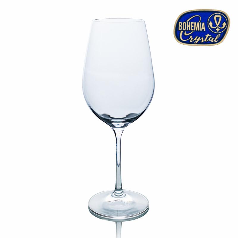 Skleničky na víno bílé Viola 350 ml 6 ks Crystalex CZ 40729/350