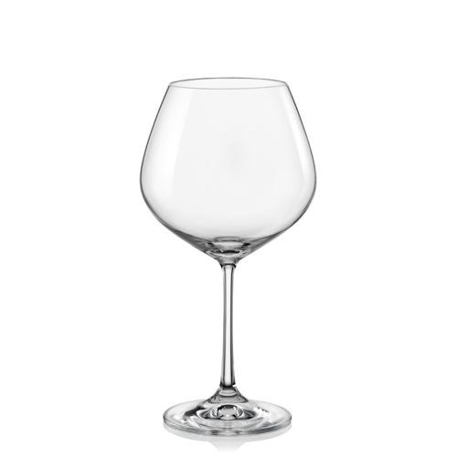 Skleničky na víno červené Viola 570 ml 6 ks Crystalex CZ