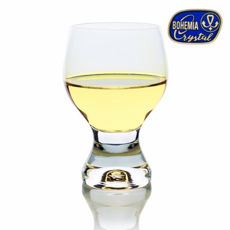 Sklenice na víno bílé Gina 230 ml 1 ks Crystalex CZ 40159/230
