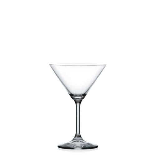 Sklenice šampaň miska Lara 210 ml Crystalex CZ, křišťálové skleničky 40415/210