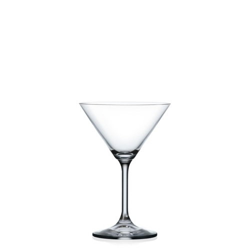 Skleničky šampaň miska Lara 210 ml Crystalex CZ, křišťálové skleničky 40415/210