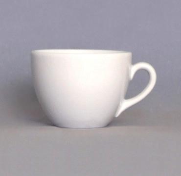 Šálek bílý Milada 25 Český porcelán a.s. Dubí 20309/0000