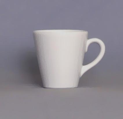 Šálek čaj bílý Pavel Český porcelán a.s. Dubí 20445/0000