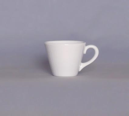 Šálek espreso bílý Pavel Český porcelán a.s. Dubí 20447/0000