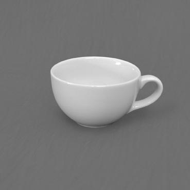 Šálek bílý Sonne Český porcelán a.s. Dubí 20585/0000