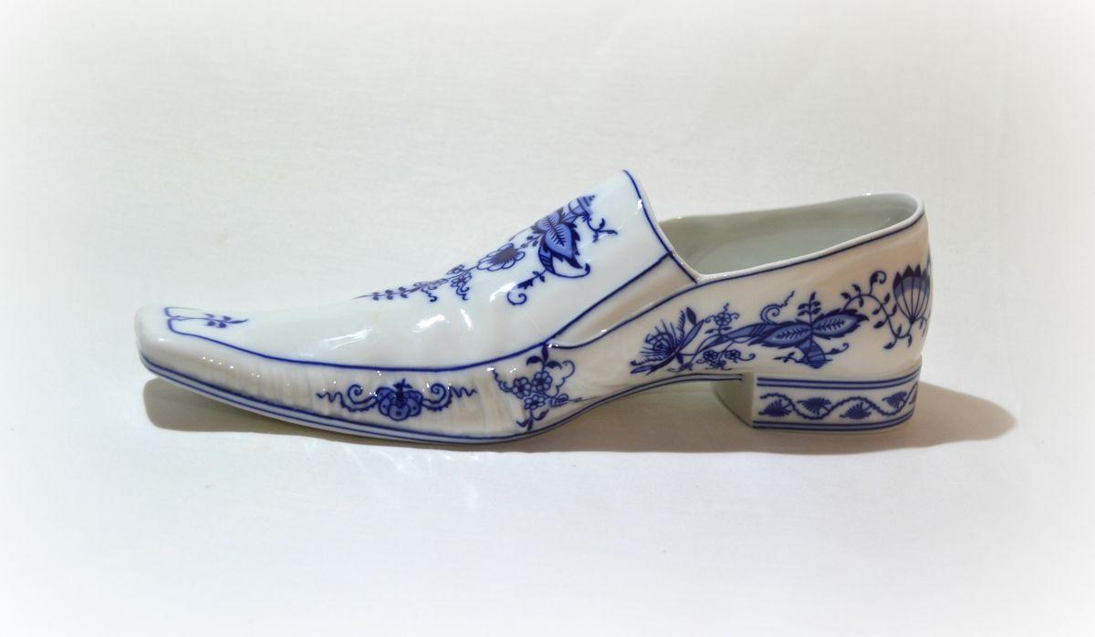 cibulák pánská bota pravá Leander cibulákový porcelán 20112214