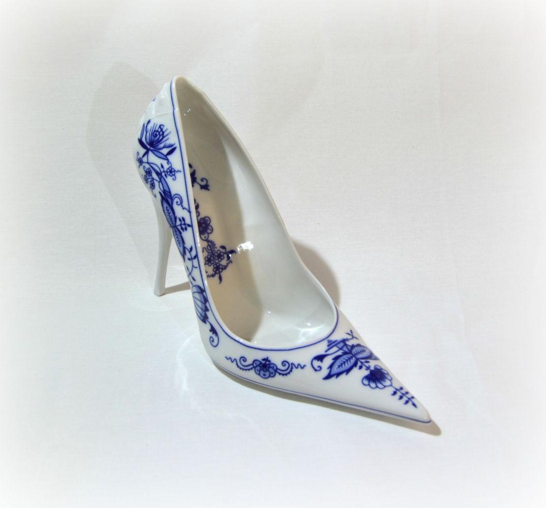 cibulák dámská bota pravá Leander cibulákový porcelán 20112216