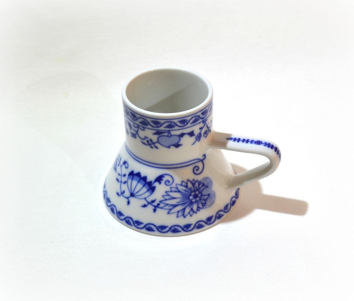 cibulák hrnek nepřeklopitelný Leander cibulákový porcelán 20114016