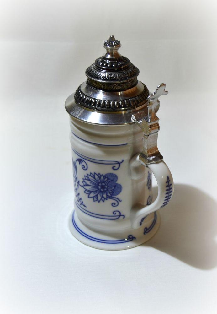 cibulák korbel ozdobný velký Leander cibulákový porcelán 20114116