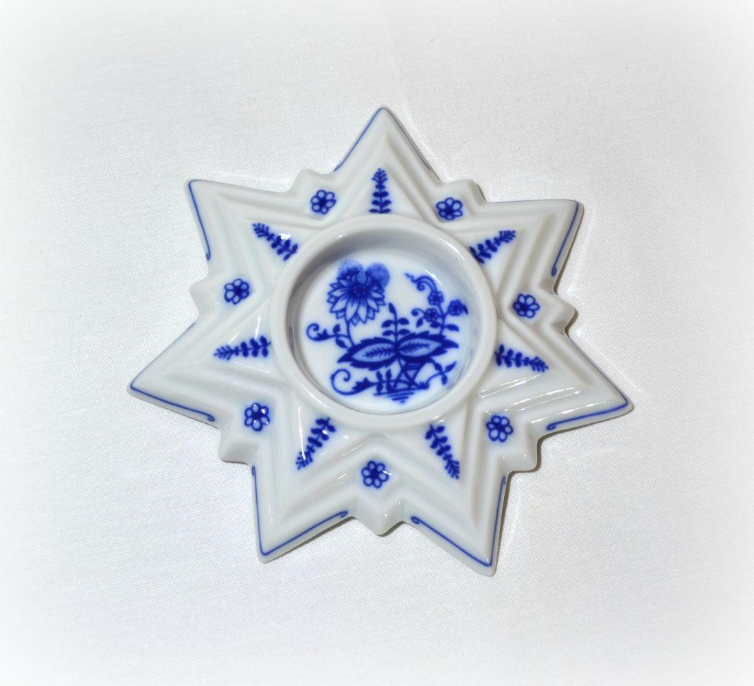 cibulák adventní hvězda Leander cibulákový porcelán 20118425
