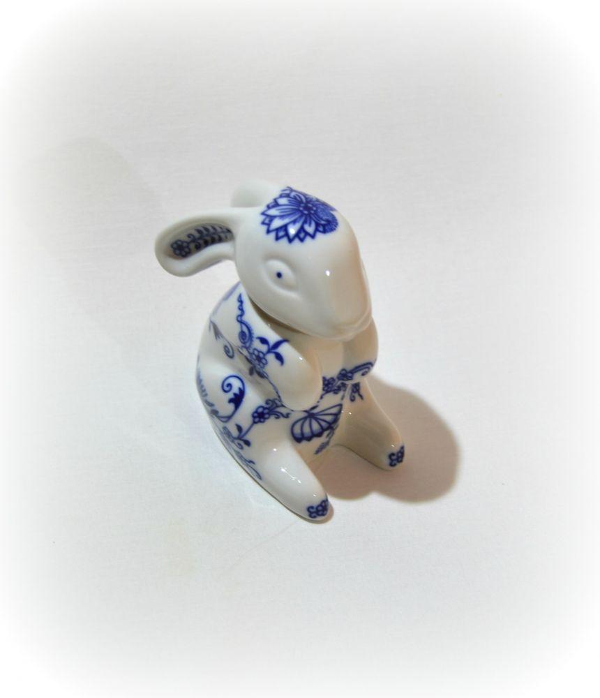 cibulák zajíc č. 2 Leander cibulákový porcelán 21118626
