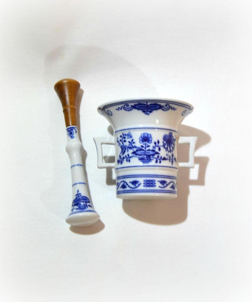 cibulák hmoždíř Leander cibulákový porcelán 20125211