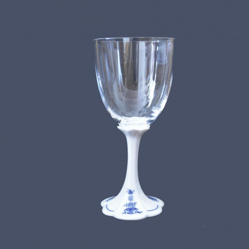 Cibulák skleničky lístečky 200 ml víno a vodu Dubí 1.jakost 70744
