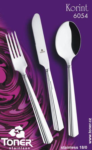 Vidlička jídelní Korint Toner nerez 6054 60540201