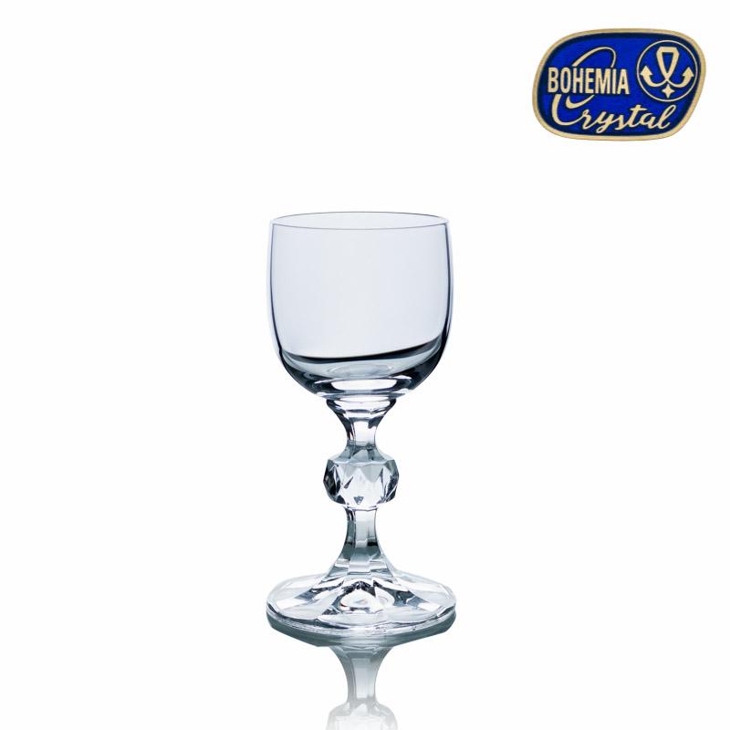 Crystalex sklenice Claudia 50 ml 6 ks 40149/50