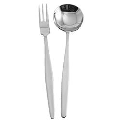 příbory na špagety sada 4 ks Berndorf Sandrik jídelní souprava nerez ocel 4 díly 0890732100