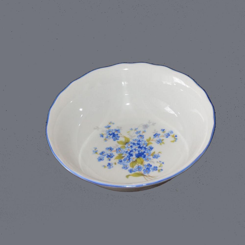 Mísa polévková oválná 3,0 l modrá linka originální porcelán Dubí 1.jakost 70082 B 15988