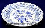 Cibulák mísa kulatá hluboká 31 cm originální cibulákový porcelán Dubí, cibulový vzor, 1.jakost