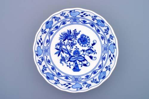Cibulák mísa kompotová 24 cm originální cibulákový porcelán Dubí, cibulový vzor, 2.jakost