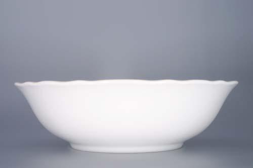Cibulák mísa kompotová vysoká 21 cm originální cibulákový porcelán Dubí, cibulový vzor,