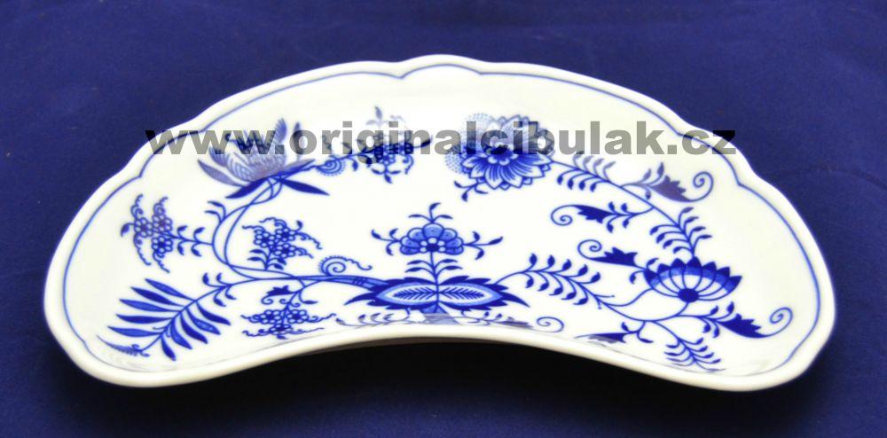 Cibulák miska na kosti 22 cm originální cibulákový porcelán Dubí, cibulový vzor,