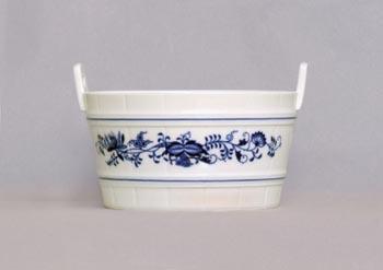 Cibulák Díže 16,3 cm originální cibulákový porcelán Dubí, cibulový vzor,
