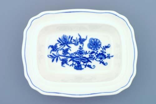 Cibulák Mísa ragout s víkem 0,25 l originální cibulákový porcelán Dubí, cibulový vzor