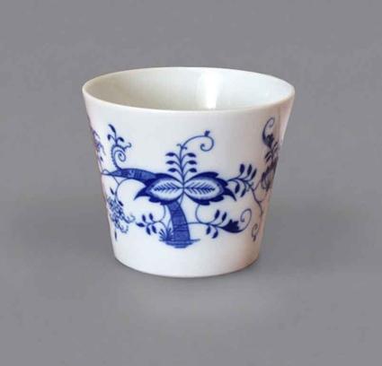 Cibulák Odlivka na omáčku 0,22 l originální cibulákový porcelán Dubí, cibulový vzor